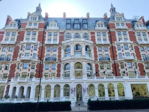 O renovado Mandarin Oriental Londres: MO Hyde Park