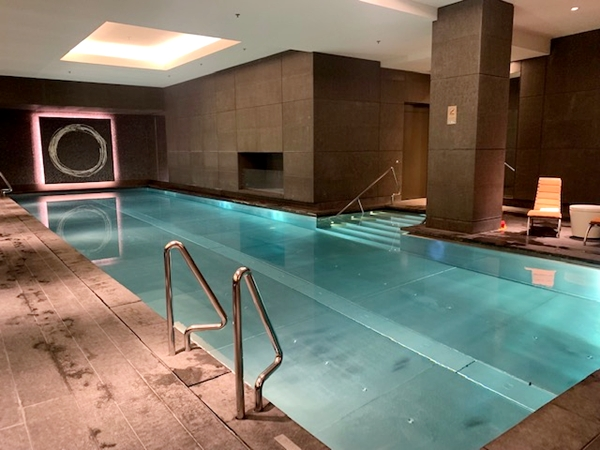 SPA do MO Hyde Park - renovado Mandarin Oriental Londres