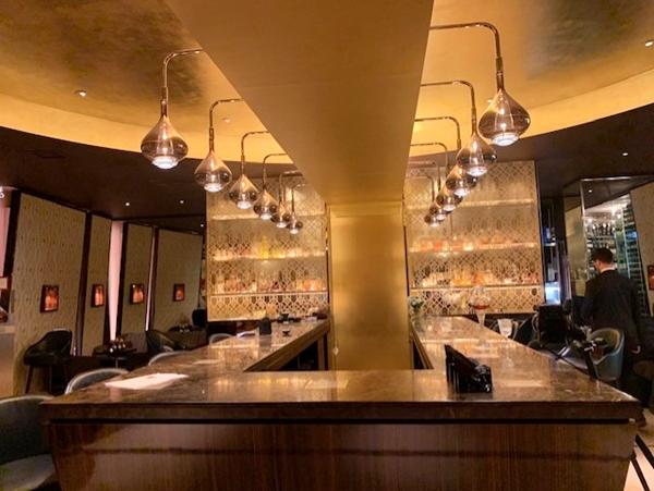renovado Mandarin Oriental Londres - bar