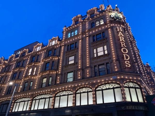 renovado Mandarin Oriental Londres - Harrods