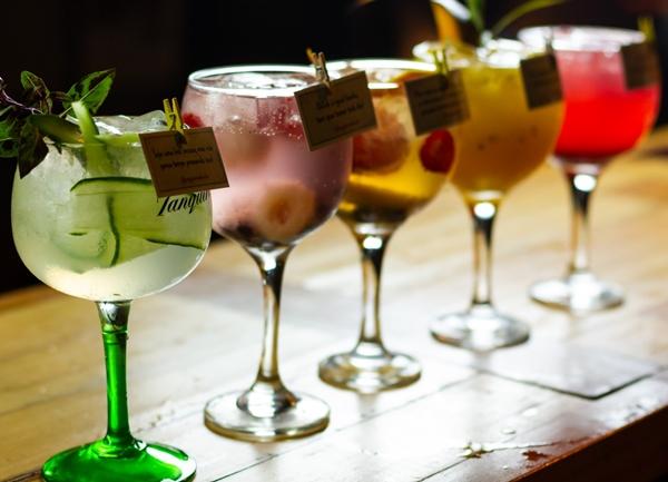 onde tomar gin tônica