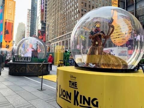 A deslumbrante decoração de Natal em Nova York