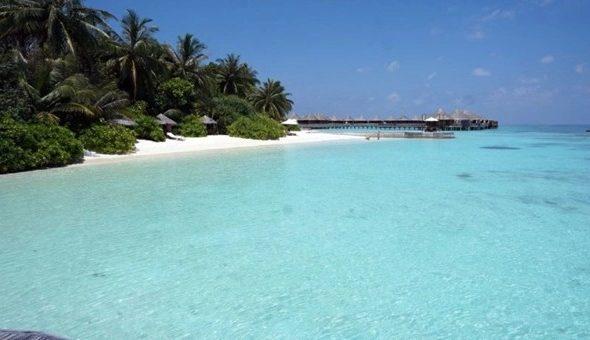 Top 5 hotéis de luxo nas Maldivas