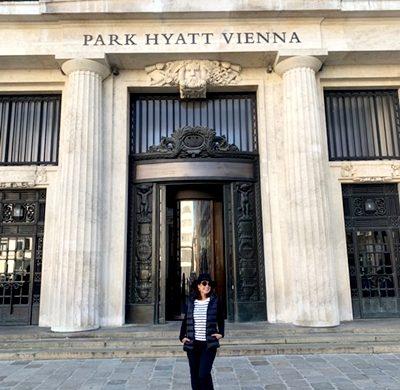 Park Hyatt: o melhor hotel de Viena