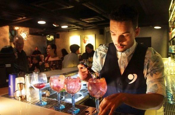 7 bares na Dias Ferreira e arredores