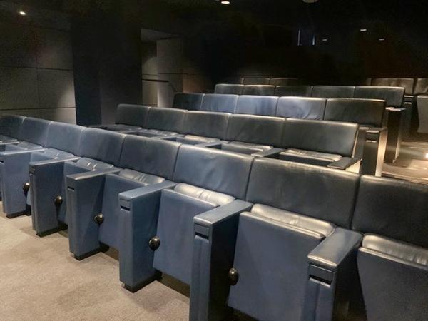cinema no hotel boutique em londres