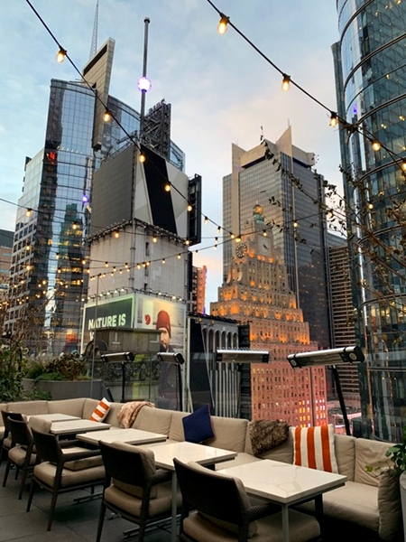 Melhor hotel na Times Square: The Knickerbocker