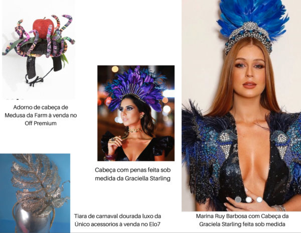 ideias para customizar sua fantasia de carnaval
