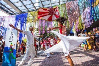 Baile de Carnaval Infantil no Bossa Nova Mall