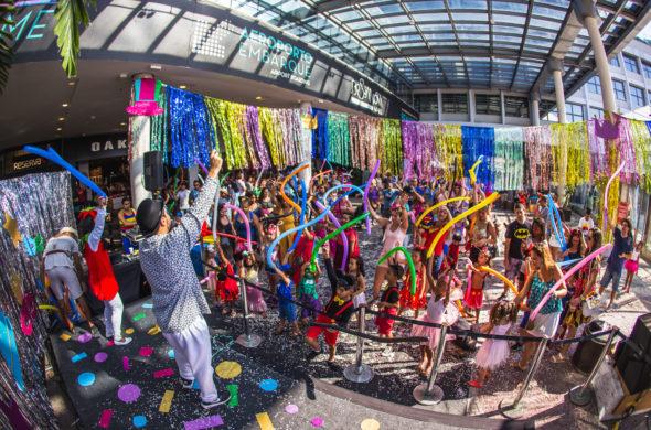Bailes de Carnaval no Rio 2020