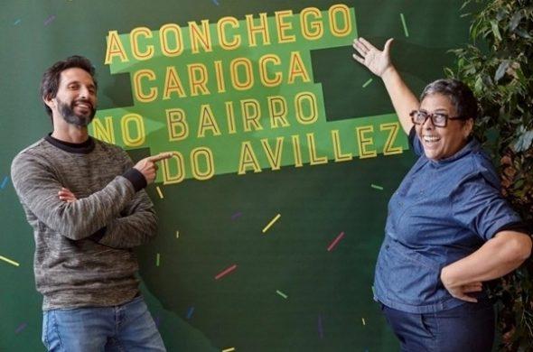 Pop up do Aconchego Carioca no Bairro do Avillez, em Lisboa