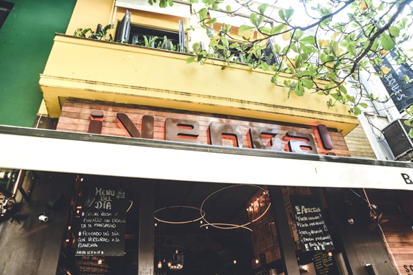 bares em Ipanema