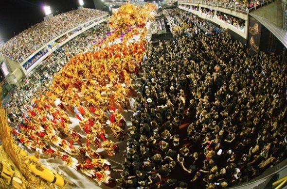 Carnaval no Rio: Camarotes na Sapucaí