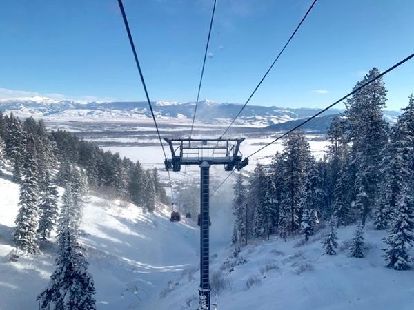 melhores estações de esqui dos EUA
