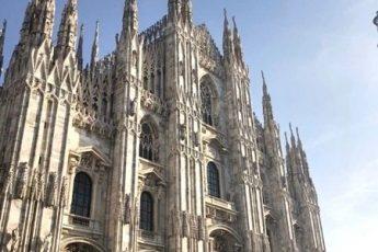 A Catedral Duomo em Milão