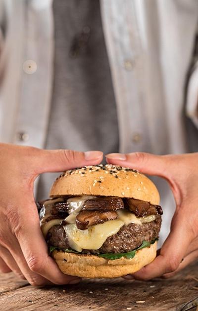 dicas para comer hambúrguer 2