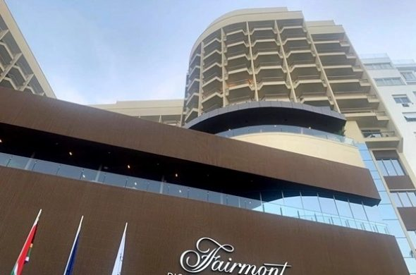 Fairmont Copacabana, o mais novo hotel de luxo no Rio