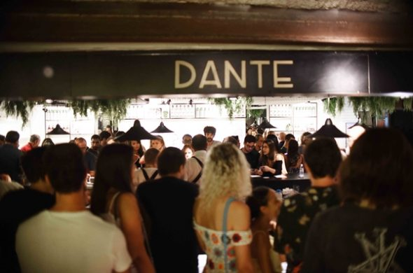 O melhor bar do mundo no Rio - Dante no Astor