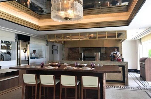 Restaurante Pérgula - Copacabana Palace