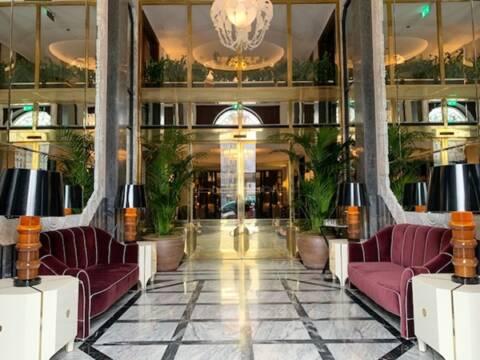 Um dos melhores hotéis do Porto