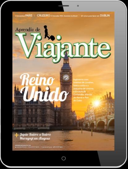 revistas de turismo liberaram exemplares grátis 2