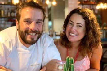 Chef Elia Schramm conta sobre sua rotina na quarentena