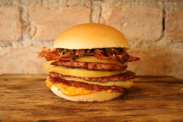 delivery de hambúrguer em são paulo