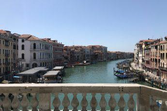 Veneza aberta ao turismo
