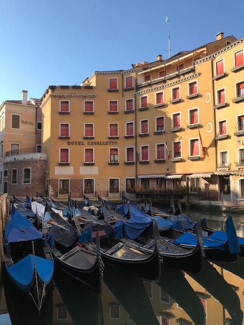 Veneza aberta para o turismo
