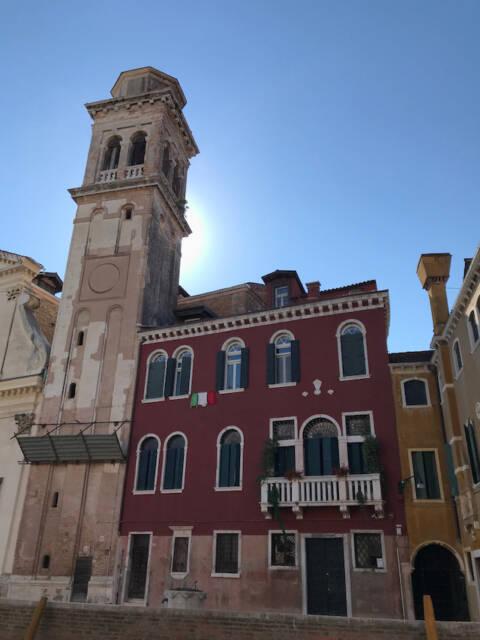 Veneza na retomada