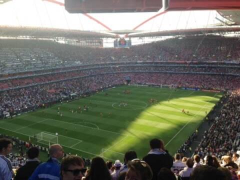 Champions League em Lisboa