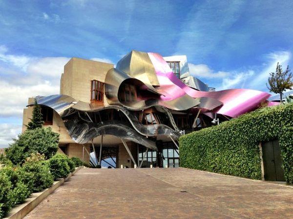 hotéis de vinho pelo mundo