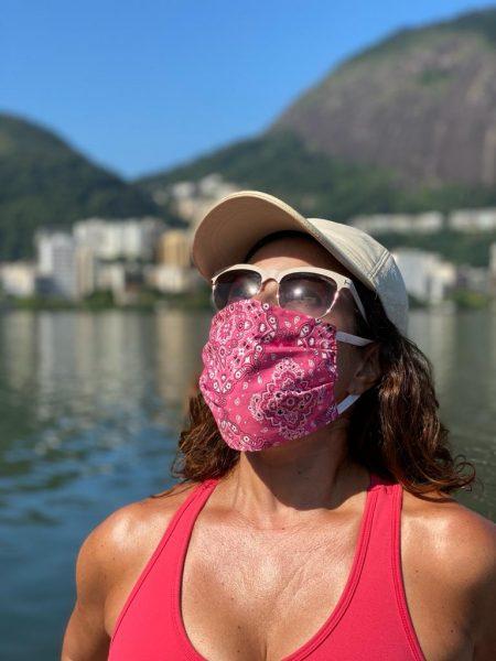 máscaras de proteção charmosas