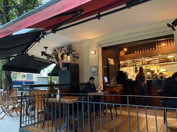 restaurantes com varanda