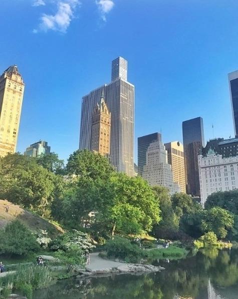 como é morar em nova york