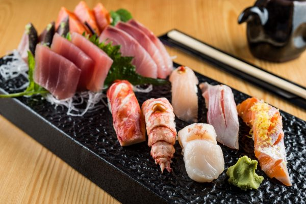 delivery de restaurante japonês