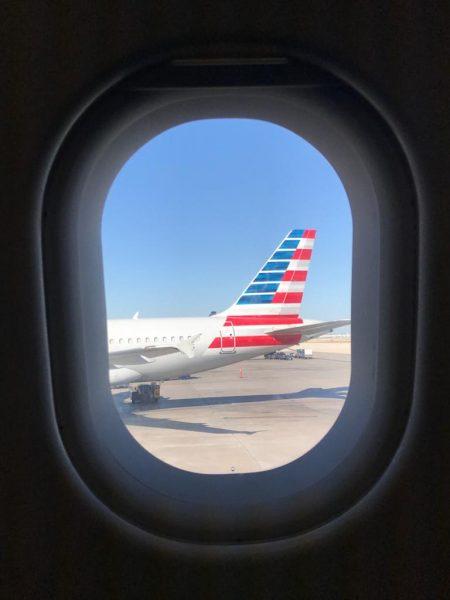 operações da american airlines no brasil
