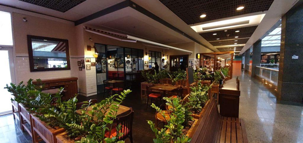 CT Brasserie Rio Design, sugestões de restaurantes na Barra