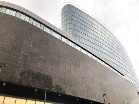 Colômbia reabre aos brasileiros. Estrutura do Hotel Grand Hyatt Bogotá.