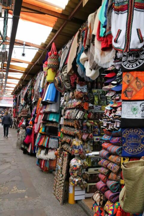 Certamente um destino surpreendente, Colômbia