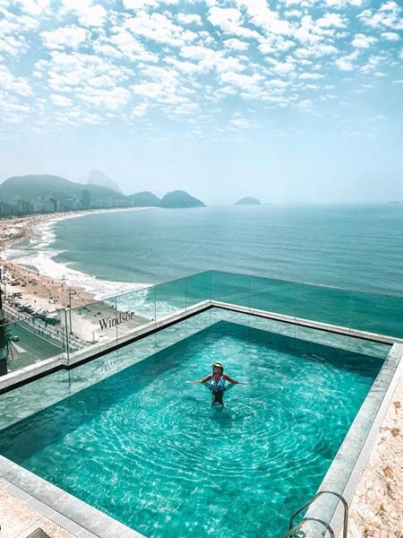 melhores hotéis de luxo do Rio - Miramar