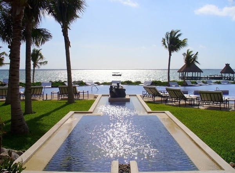 quarentena no paraíso - hotéis de luxo no caribe e méxico