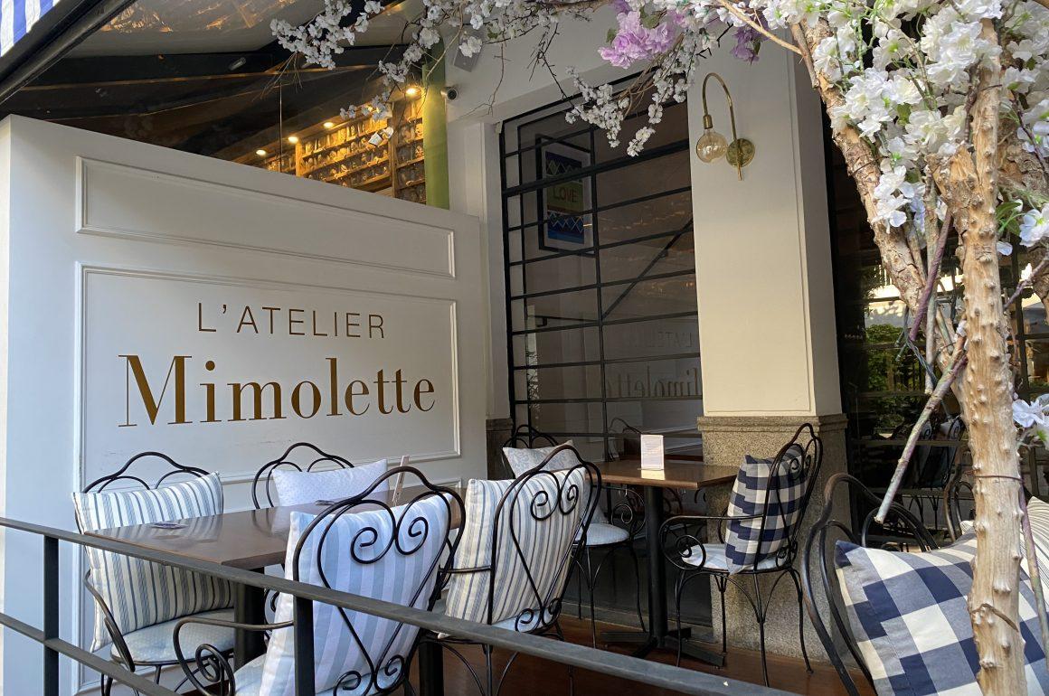 L'atelier Mimolette é um dos restaurantes com varanda em Ipanema
