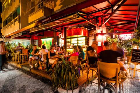 La Carioca Cevicheria em Ipanema