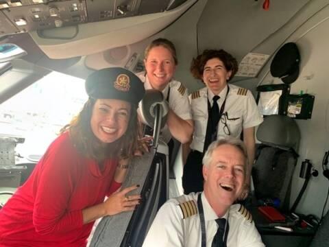 Voos da Air Canada para o Brasil
