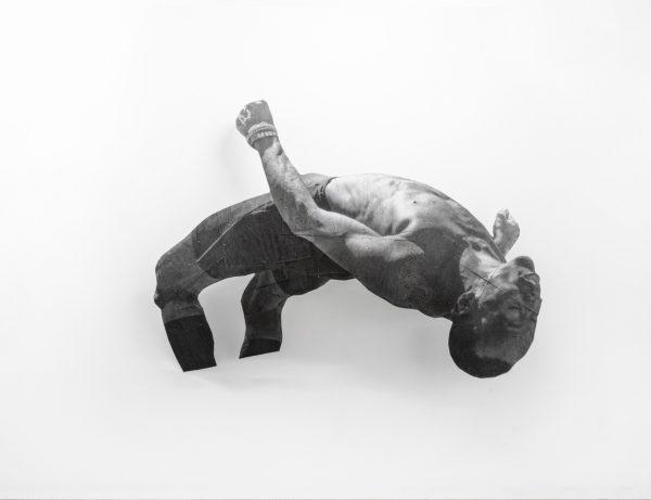 Obra na Art Rio 2020