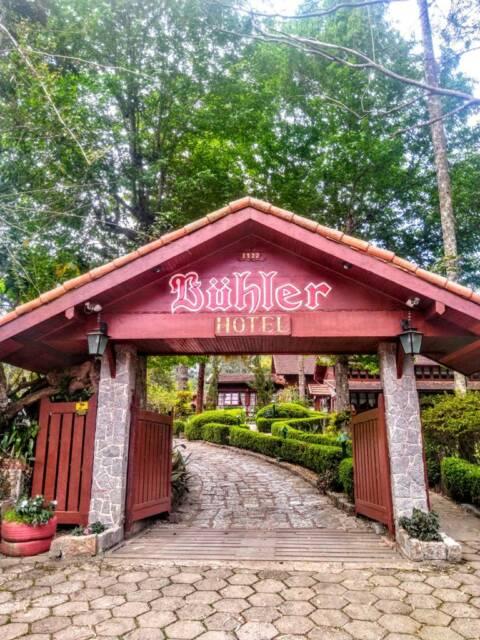 Bühler, de fato um hotel charmoso em Visconde de Mauá