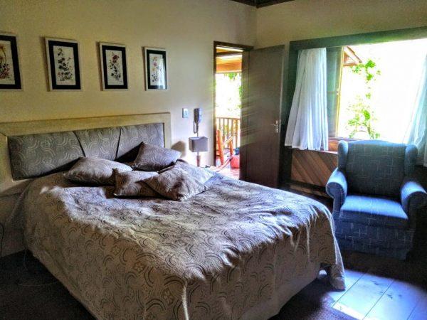 Acomodação do Bühler, certamente, um hotel charmoso em Visconde de Mauá