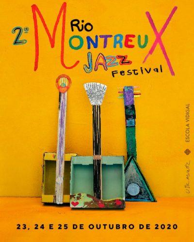 Cartaz Rio Montreuz Jazz Festival