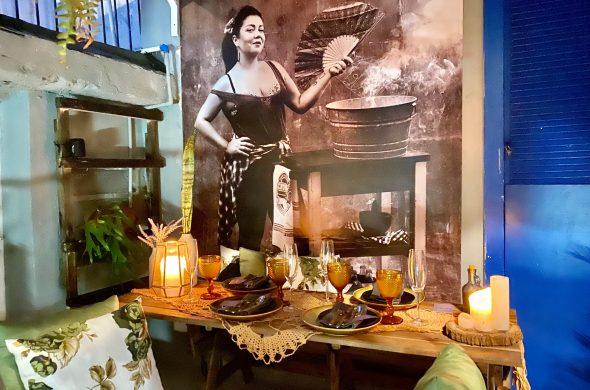 Delivery da chef Ludmilla Soeiro, ex-Zuka e mesa intimista na Gávea